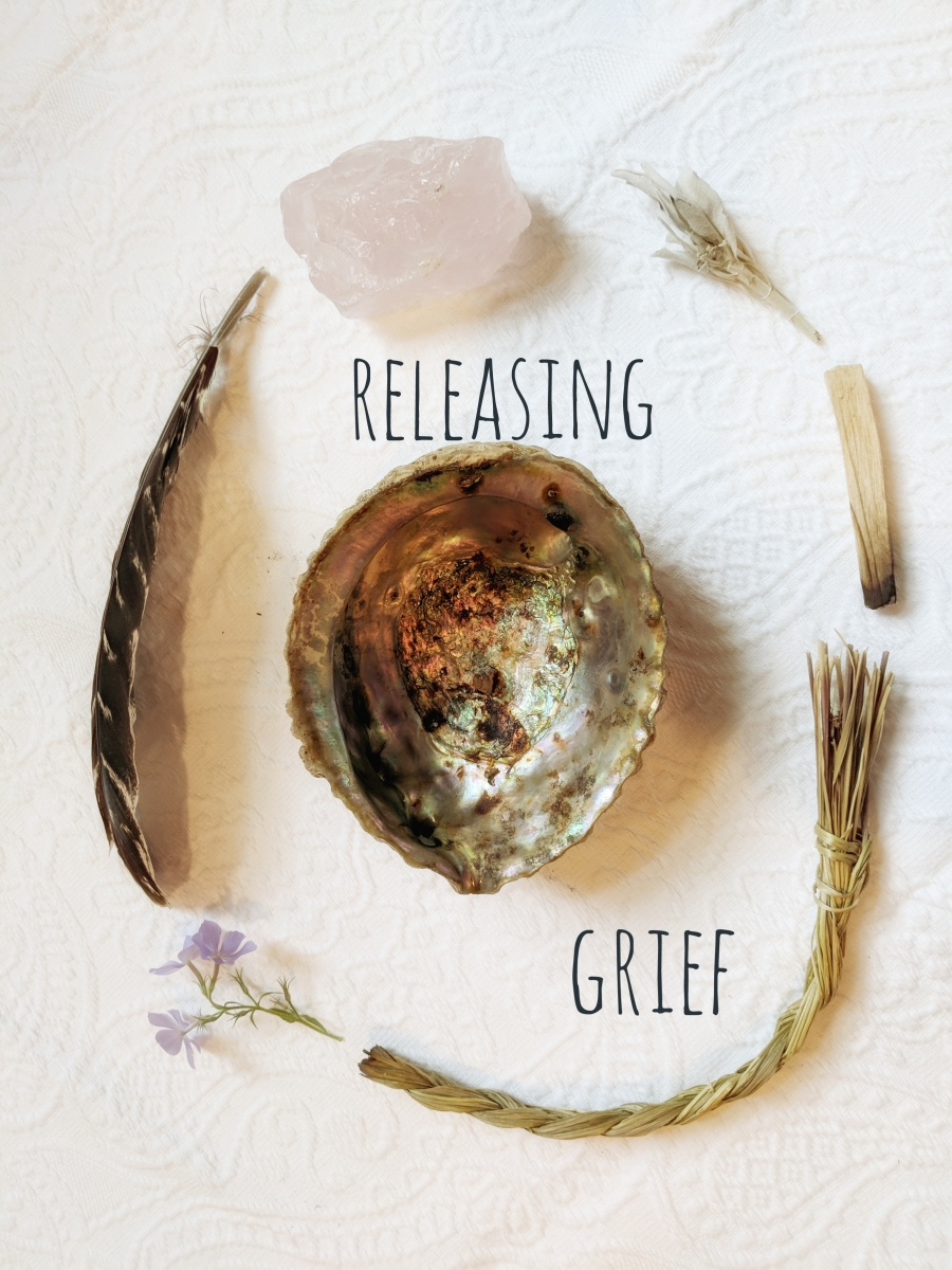releasing grief
